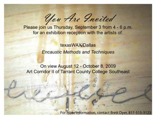 TCC Invite